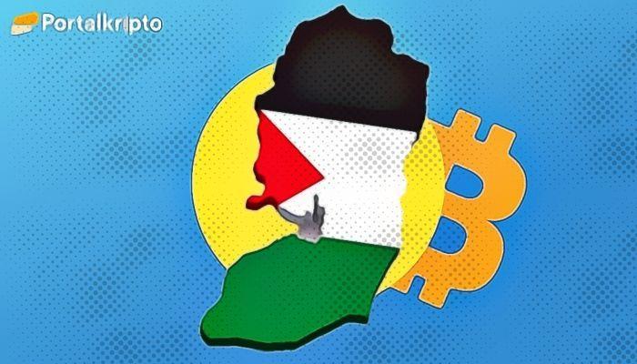 cryptocurrency palestina