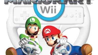 Photo of Quer saber o tamanho da caixa de Mario Kart Wii?