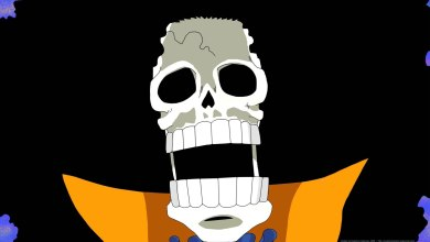 Photo of Wallpaper do dia: Brook – One Piece