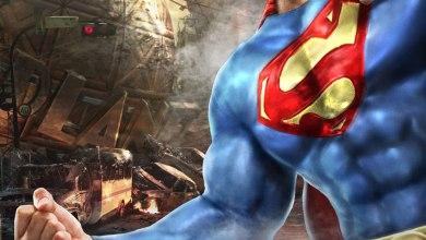 Photo of Mortal Kombat vs DC – Poster do Superman!