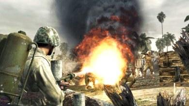 Photo of Call of Duty: World at War | Confirmado 4 co-op online e lança-chamas!