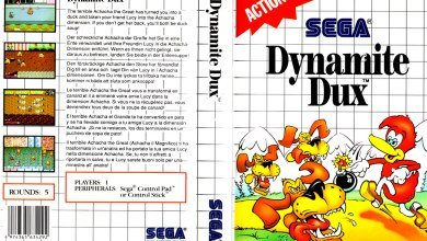 Photo of [Retro Games] Dynamite Dux – Arcade/Master System – 1988/1989