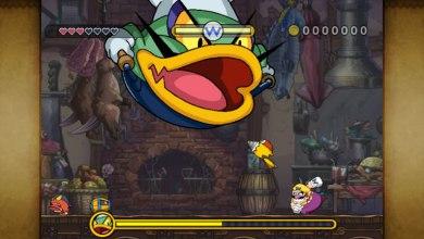 Foto de Wii | Marketing Inteligente de Wario Land: Shake It!