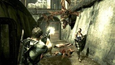 Foto de Informações (velhas) de Resident Evil 5