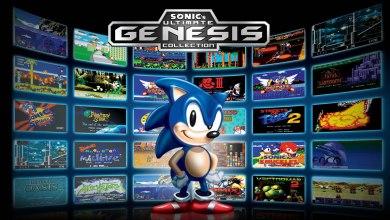 Sonic's Ultimate Genesis Collection anuncio