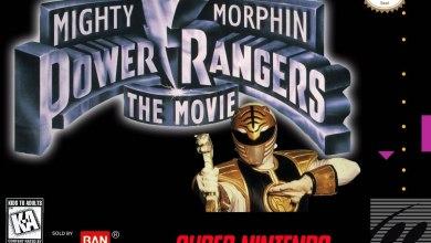 Foto de É Hora de Morfar, no game dos Power Rangers de 1995 (SNES)