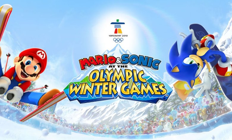 Mario Sonic Olympic Winter Games vai acontecer