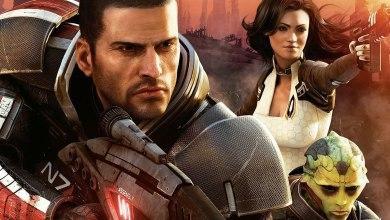 Foto de Mass Effect 2   EA não comenta sobre uma versão para PS3…