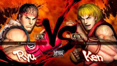 Photo of Semana Street Fighter IV: Ken vs Ryu!
