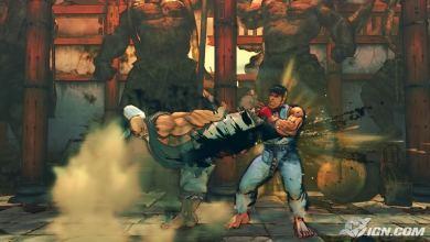 Photo of Games em Produção | Street Fighter IV