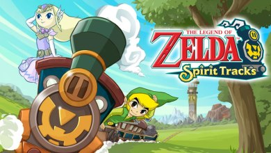 The Legend of Zelda Spirit Tracks trailer