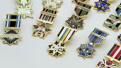 Photo of Você já viu estas medalhas de honra (Gamer)?
