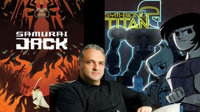 Foto de Você conhece Genndy Tartakovsky? Criador de sucessos fará um novo desenho: Sym-Bionic Titan!