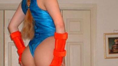 Photo of Bunda da Cammy: sua melhor arma!!! [Cosplay] [Toys] [PicArt]
