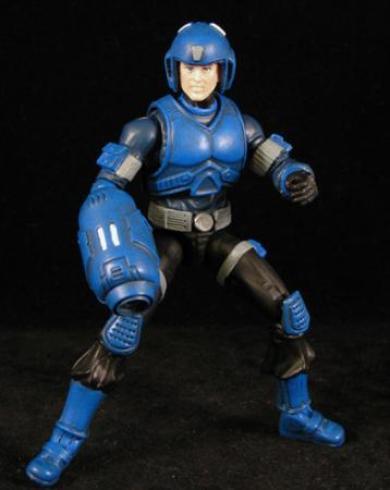 mega man action figure fan made 01
