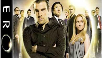Foto de Lá nos EUA: Heroes – 3ª Temporada em Blu-Ray e DVD