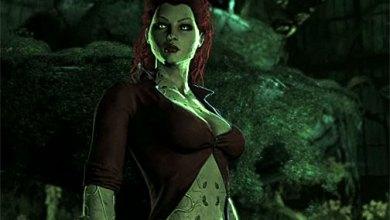 Foto de Batman Arkham Asylum apresenta: Hera Venenosa!