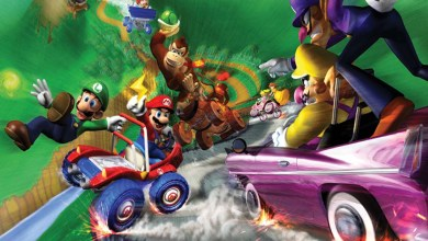 Photo of Wallpaper Mario Kart Double Dash