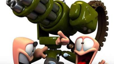 Photo of XBLA: Worms 2 Armageddon ganha 3 clipes rápidos!