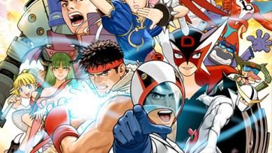 Foto de É oficial! Tatsunoko vs Capcom virá para os EUA!! [Wii]