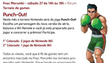 Photo of Torneio Punch-Out!! de Junho