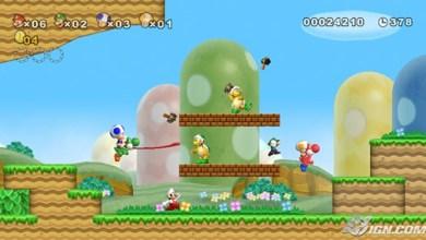 Photo of E se os antigos Marios fossem em coop para 4 jogadores?
