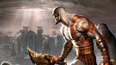 Photo of O Deus da Guerra em Soul Calibur Broken Destiny [PSP]
