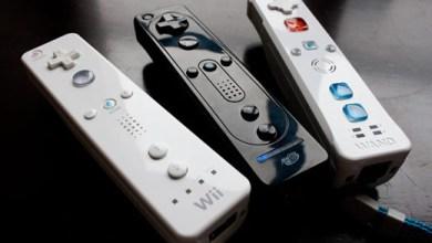 Foto de Imagem: Wiimote e seus genéricos