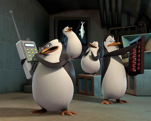 Pinguins Madagascar
