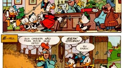 Foto de Patópolis em Quadrinhos #3: Tio Patinhas e a Escócia (Download)