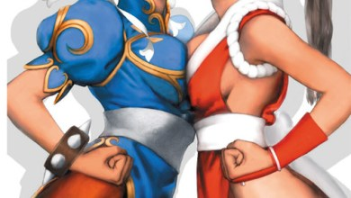 Photo of Capcom prepara o livro supremo de Artworks de Street Fighter!