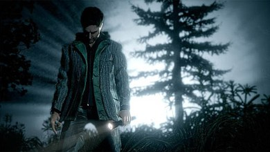 Foto de Alan Wake exclusivo para X360