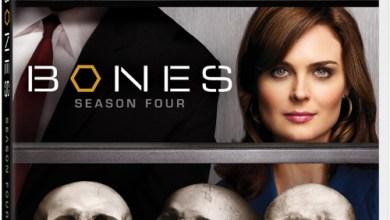Photo of Lá nos EUA: Bones – 4ª Temporada em DVD e Blu-Ray!