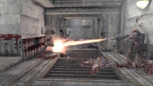 Gears of War 2 vem jogar