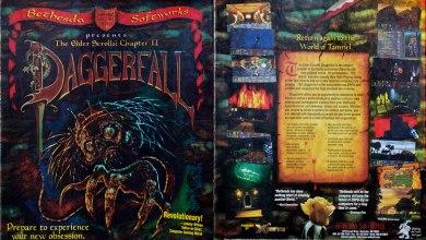 Photo of Baixe agora The Elder Scrolls 2: Daggerfall grátis!