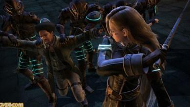 Photo of Novas imagens de Final Fantasy XIII mostram novos personagens e summon Odin! [X360 & PS3]