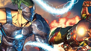 Photo of Chicote Negro ressurge na revista do Homem de Ferro + o TRAILER incrível da Comic-Con de Homem de Ferro 2!!!