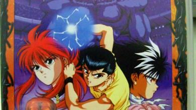 Foto de DVD: Yu Yu Hakusho – A Coleção Completa!