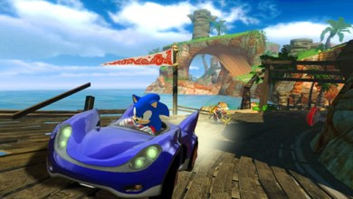 Photo of Sonic & Sega All-Stars Racing tem novo trailer! [Multiplataforma]