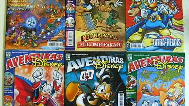 Foto de HQ: De repente… Aventuras Disney foi cancelada!