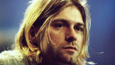 Foto de Kurt Cobain em Guitar Hero 5!