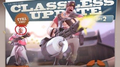 Photo of Team Fortress 2: Classless Update HOJE!