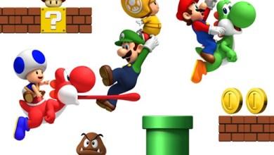 Photo of Trailer e mais 4 vídeos de New Super Mario Bros Wii da Gamescom