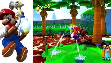 Photo of You Tube: Putz, inventaram o Fludd de Super Mario Sunshine! O_O