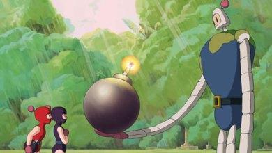 Photo of Imagens do dia: Bomberman Anime, Super Mario Unhas e Grill Hero?