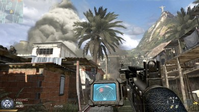 Foto de 10 minutos do gameplay no mapa da favela de Call of Duty: Modern Warfare 2 [TGS 09]