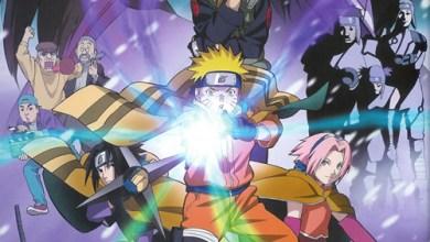 Photo of Primeiro filme de Naruto no Cartoon Network