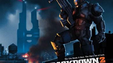 Foto de Xbox 360 | Crackdown 2 na capa da Game Informer