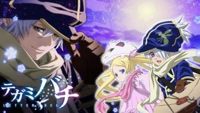 Foto de Impressões: Anime Tegami Bachi [Letter Bee]