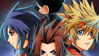 Photo of Kingdom Hearts: Birth By Sleep ganha novo trailer! [PSP]